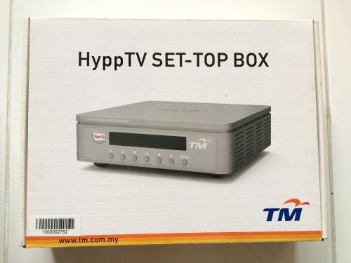 HppTV Set-Top-Box STB