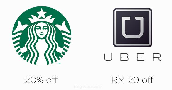 starbucks uber partner promotion