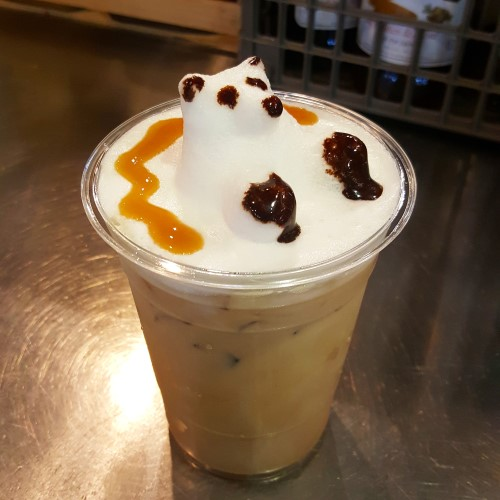 RM 1 Premium Coffee in Penang - Barista Zoey Teh 3D