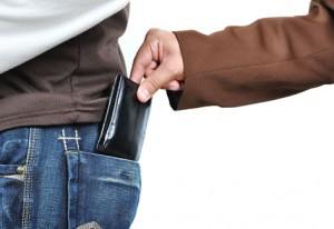 Regardez votre portefeuille à n'importe quel endroit qui est