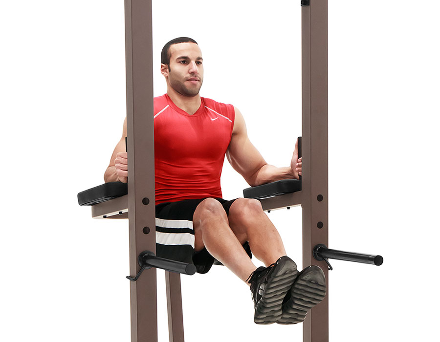 Best core exercsises 6 ab exerciess STB-98501 Knee Raise
