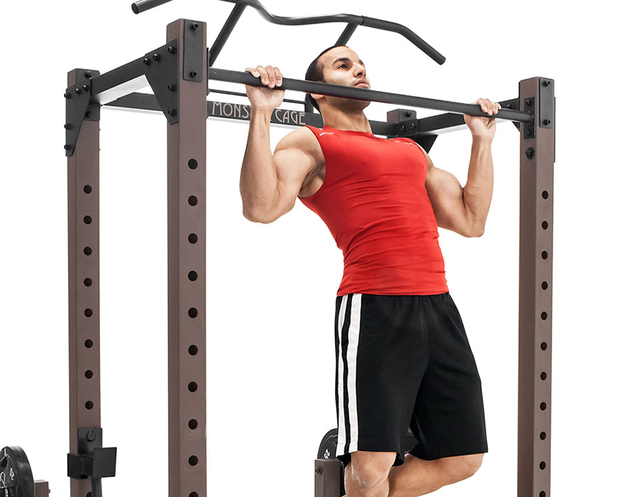 Pull Up Variations for a Stronger Upper Body STB-98005 Standard Pullups