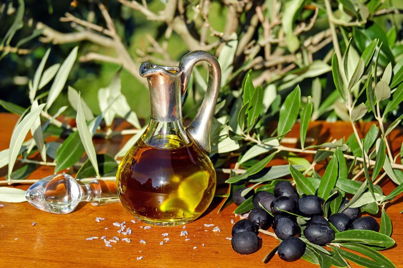 66 spring cleaning your diet olive oil