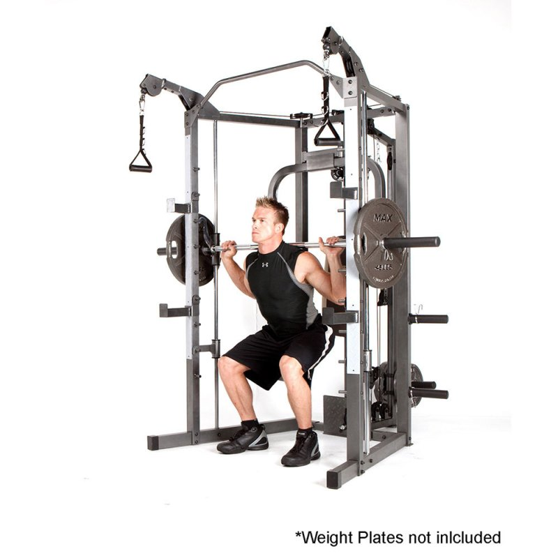 59 5 exercises for a more symmetrical lower body squats