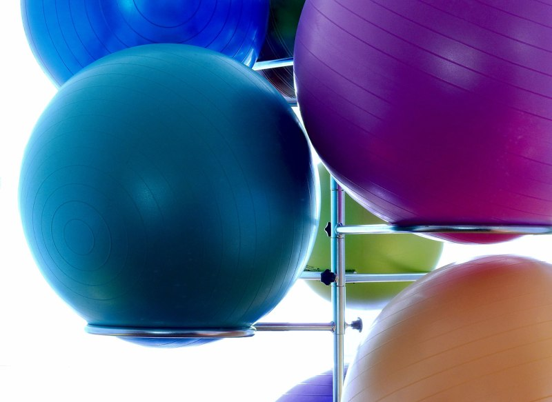 8 finding the right workout equipment for you exercise ball