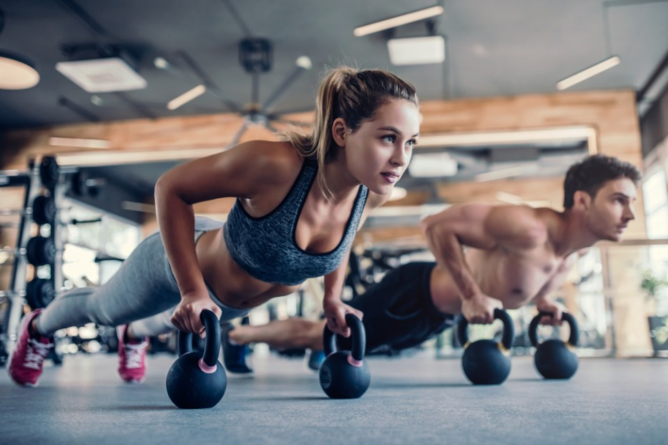 10 Kettlebell Workouts for Beginner's