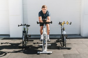 exercise bike interval training XJ-3220 NSP-490 JX-7038