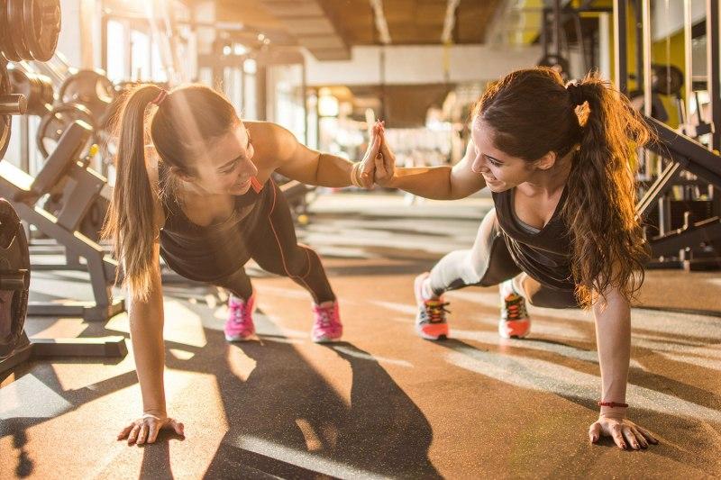 Recruit-a-Workout-Partner