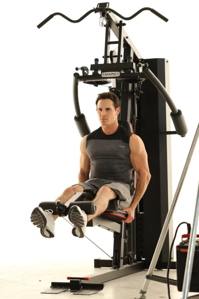 MKM-81010-Stack-Weight-Gym-Model-Leg-Extensions