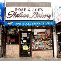 Weekly Pizza Lunch: Rose & Joe's Italian Bakery