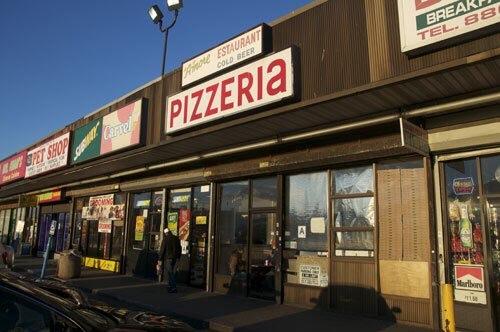 Amore Pizzeria Exterior