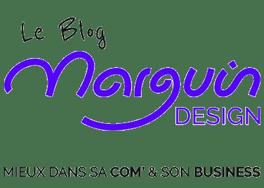 Le blog Marguin Design - Logo - Mieux dans sa com' et son Business