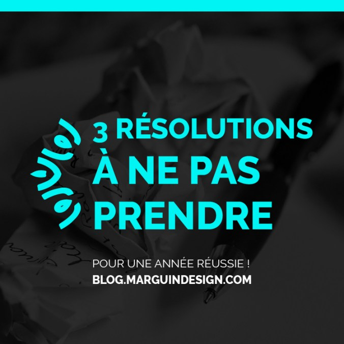 3 mauvaises resolutions de fin d annee
