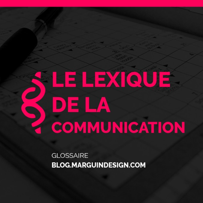 le lexique de la communication