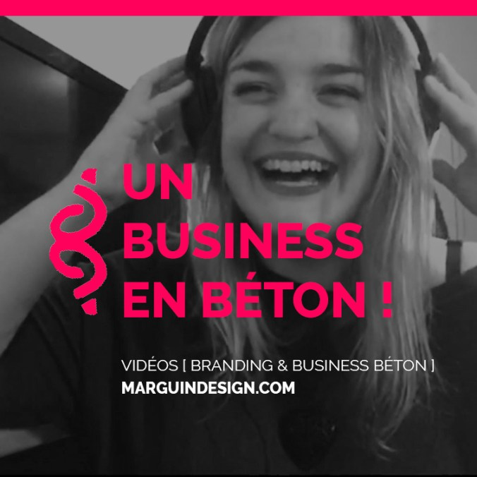 3B Business Branding Beton 13 Des bases solides pour ton business