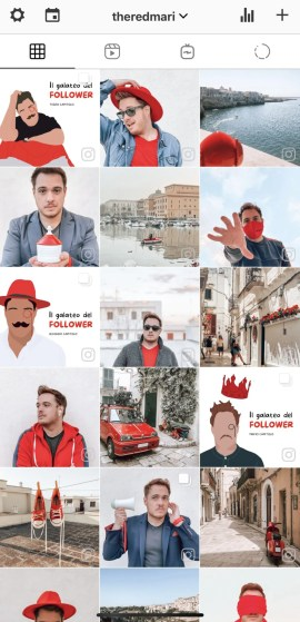 Preview feed The Red Mari