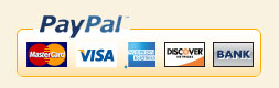Purchase online using Paypal