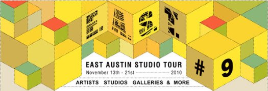 East Austin Studio Tour 2010