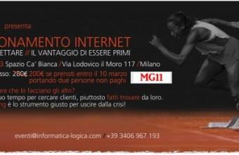 Seo e Web Marketing, seminario a Milano