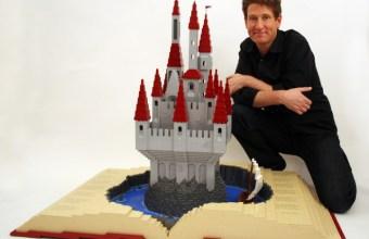 Nathan Sawaya, l'Arte dei Lego: cosa imparare da lui