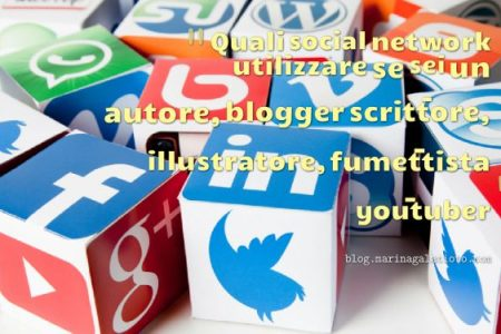 social network per scrittori