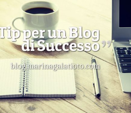 tip per un blog di successo