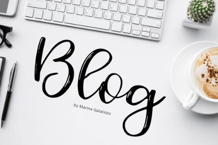 blog di Marina Galatioto