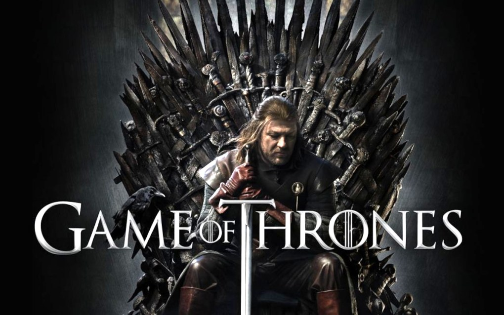 Anniversario Game of Thrones, il trono di spade