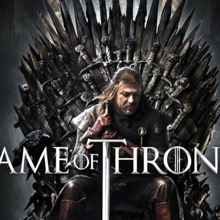 Anniversario Game of Thrones, il trono di spade