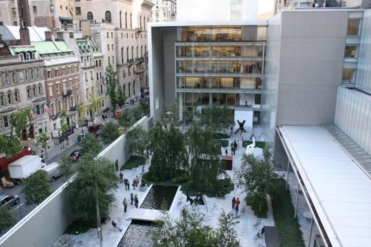 Il Moma, museo d'arte a New York
