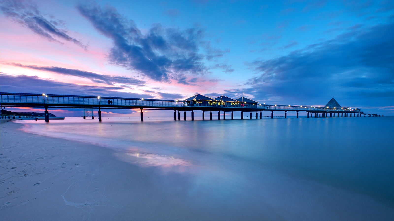 The Most Beautiful Piers In Europe