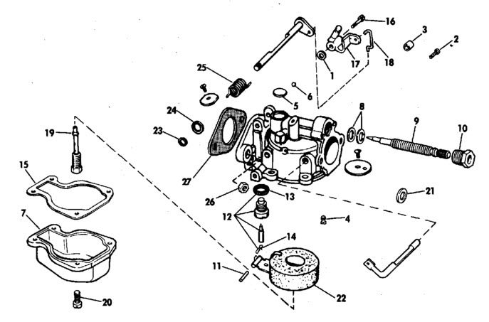 Johnson Evinrude Carburetor Adjustment