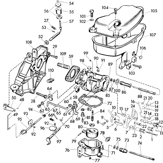 Carburetor_Two_Adjustable_Needle_Valves