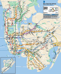 Nyc Subway Map High Resolution
