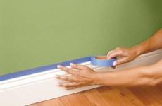 подготовка на основи за интериорно боядисване