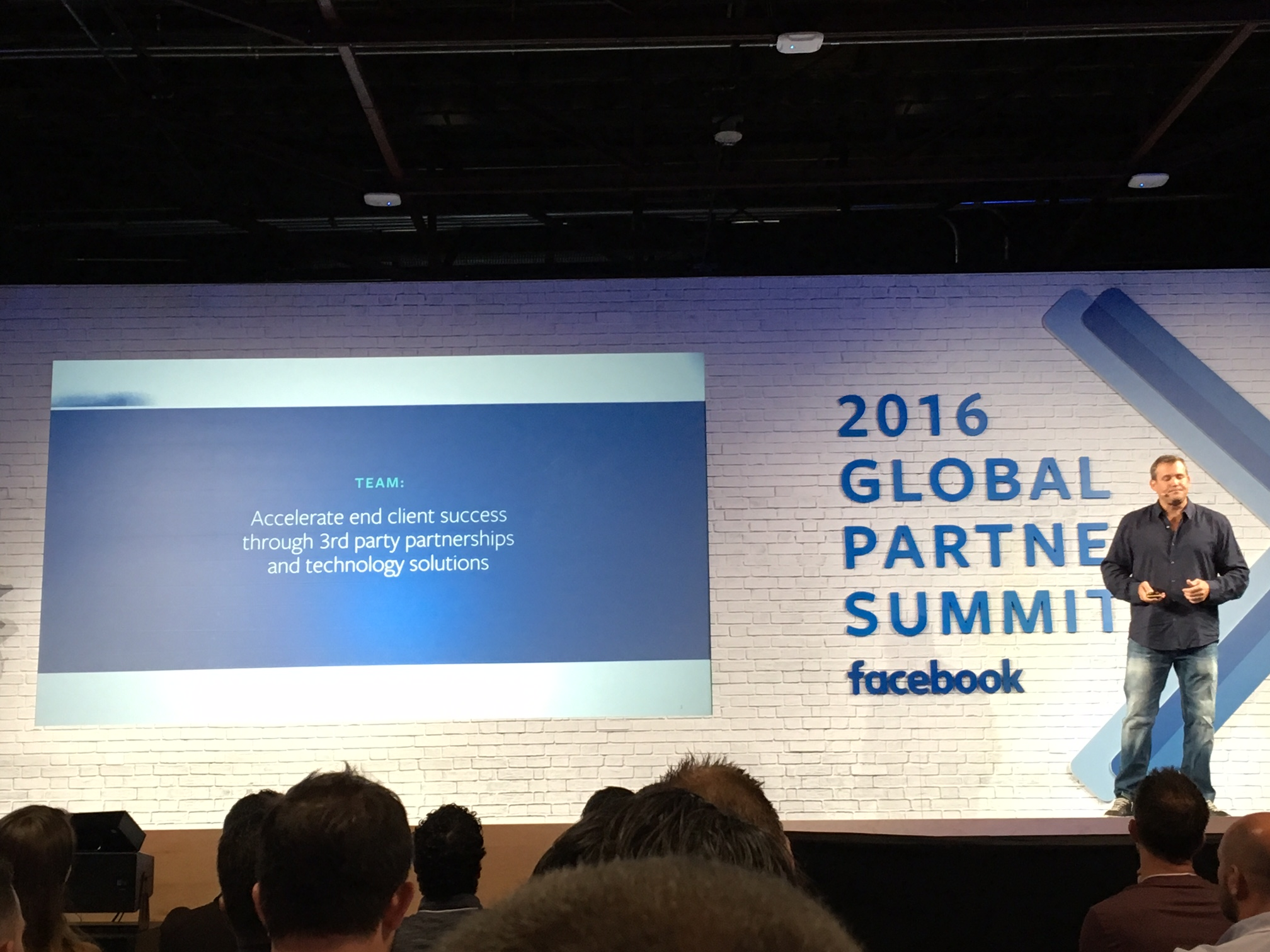 Facebook Partner Day