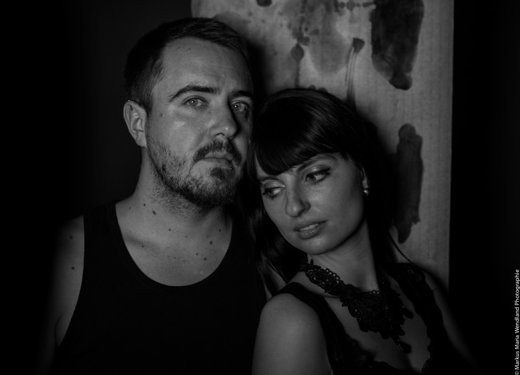 Portrait by Andreas Hirsch and Julia by Markus Maria Wendland