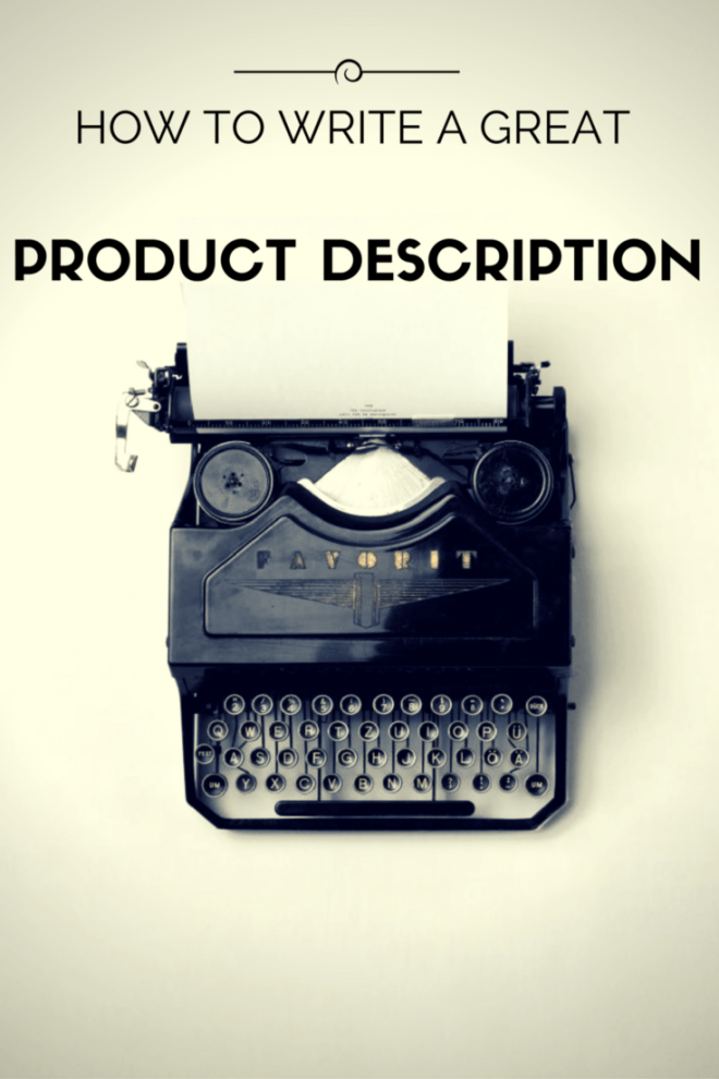 You have a great product to sell, but you don't know how to draw buyers in. Your product description has a lot to do with how your product is presented to potential buyers, so it's important to get it right.