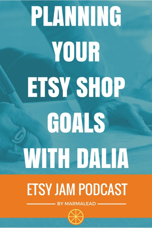 In this episode, we talk with Dalia from The Handmade Mastermind - formerly known as Etsy Seller Mastermind. She covers a TON of great topics like how she handles planning, how she feels about Amazon Handmade, important lessons she's learned from her previous life in retail, how she uses social media and Periscope - and more!