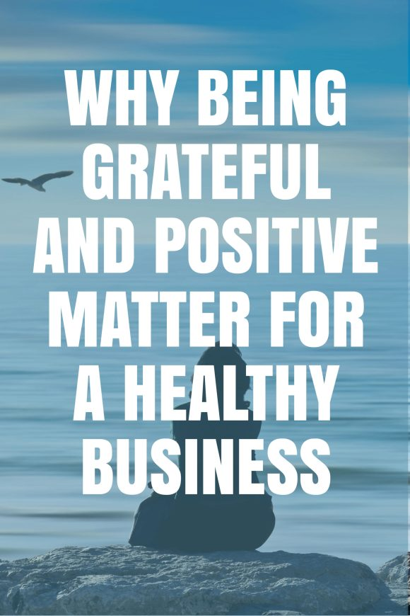 Being grateful and positive. These are just a couple things I've been thinking about a lot lately. It's something our team talks about and what we each of us strive to do in our work and personal lives. This is</span> often much easier said than done (at least where I'm concerned). It's so easy to get caught up in the negative stuff that's happening instead of staying rooted in what's positive. Positivity and gratefulness take intention. Intentional thought and planning are important for so many areas in our lives, especially where our businesses are concerned.