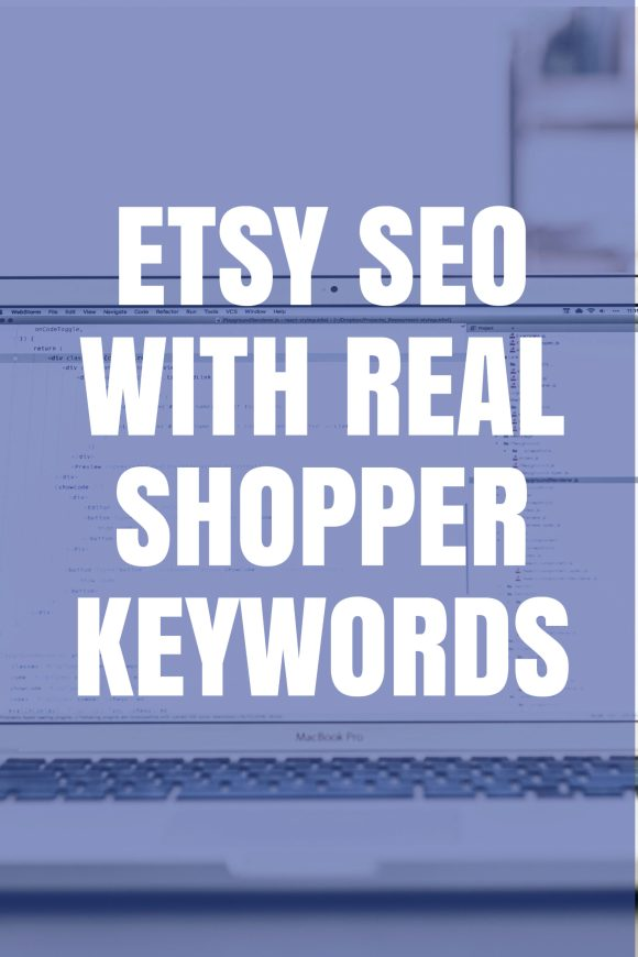 Today we are going to do a deep dive into the biggest changes to Marmalead - REAL Etsy shopper data. We'll talk about what it is, why we're using it, what it means for you as an Etsy seller and even cover a couple tips about the best way to use it for your Etsy SEO. Stick around for this episode of Etsy Jam!