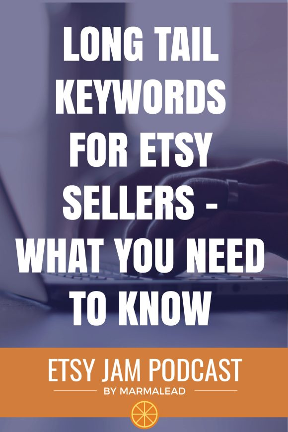Today we're talking in depth about long tail keywords for Etsy sellers. We cover questions like What exactly are long tail keywords? Why should I use them in my shop? How do I find good long tail keywords and how do I apply them to my listings? Stick around for some sweet long tail goodness and to find more Etsy shop success!