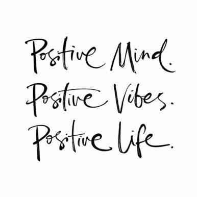 Stay positive Marmalead