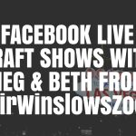 Facebook Live Craft Shows with Meg and Beth from SirWinslowsZoo