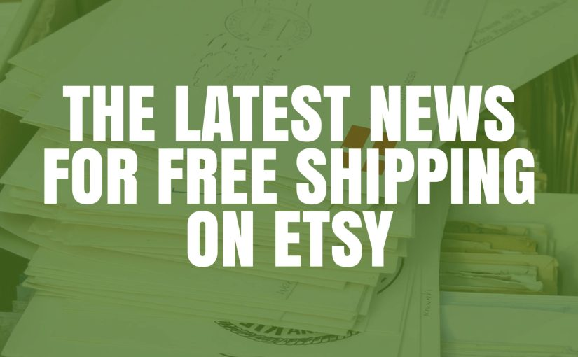 Free Shipping On Etsy