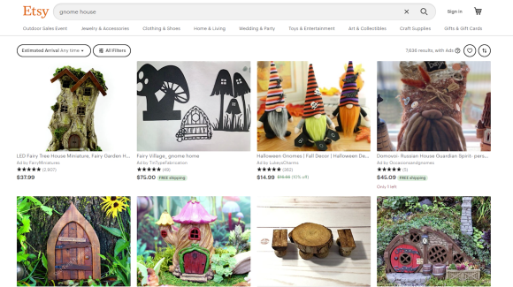 Copying Etsy tags doesn't work because there are so many tags for any one listing, who knows which keyword is working!
