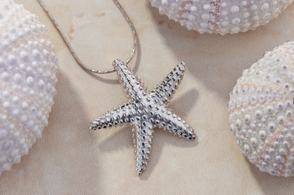 Is Silver Starfish Necklace an Etsy long tail keyword?