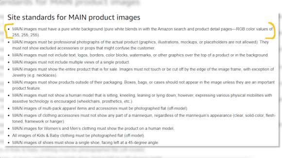 sell more on amazon handmade - amazon photo requirements