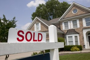 sold homes are increasing
