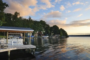 check property restrictions when buying a waterfront home in erie pa